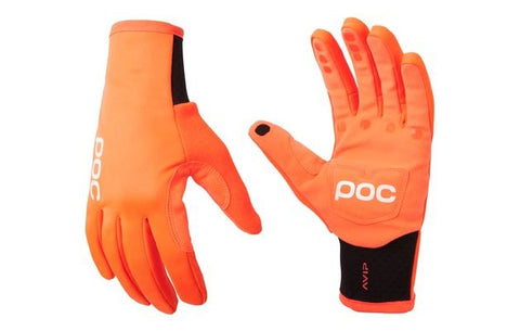 AVIP SOFTSHELL GLOVE - Zink Orange - XS - Wide Open Vault