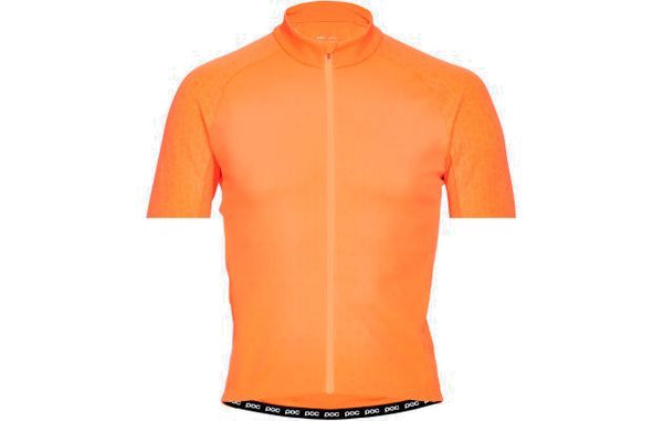 2019 Avip Ceramic Light SS Jersey - Zinc Orange - MED - Wide Open Vault