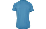 Essential Enduro Tee - Antimony Blue - Wide Open Vault