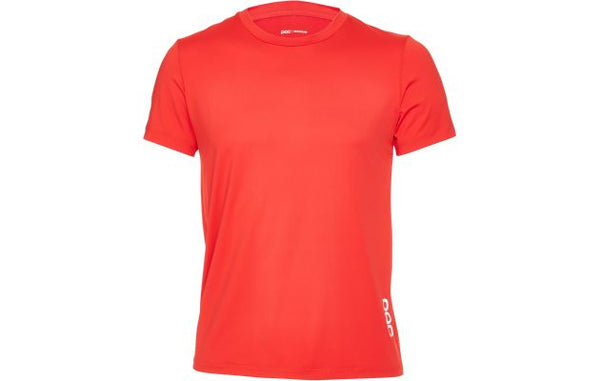 2019 Resistance Enduro Light Tee - Prismane Red - MED - Wide Open Vault