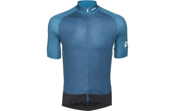 2019 Essential Road SS Jersey - Antimony Multi Blue - MED - Wide Open Vault