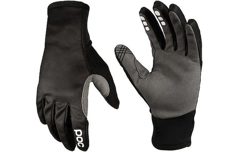 RESISTANCE SOFTSHELL GLOVE - BLACK - Wide Open Vault