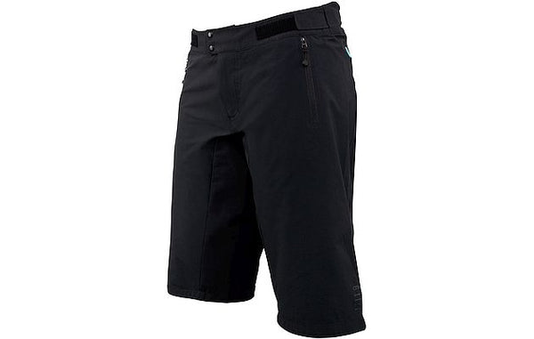 RESISTANCE ENDURO MID WOMENS SHORT - Black