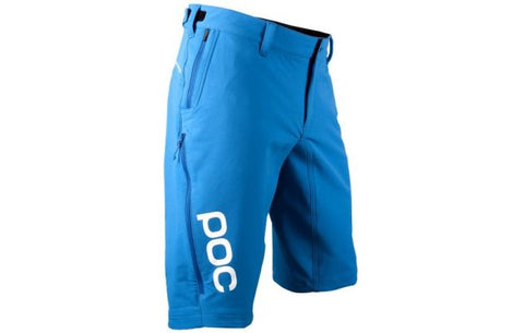 Trail Vent Shorts - 38 Thulium Blue