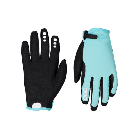 Sample - Resistance Enduro Adj Glove - Light Kalkopyrit Blue - MEDIUM