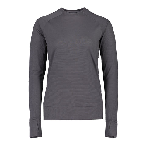 Sample - Women's Merino Long Sleeve - Sylvanite Grey - Medium