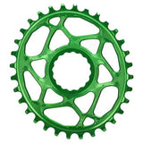Race Face Cinch Oval 36T - Green