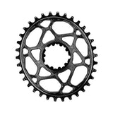 SRAM Oval Chainring Black 34T - Wide Open Vault