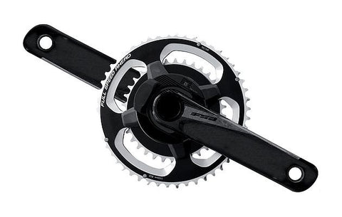FSA Carbon Powerbox Crankset - Wide Open Vault