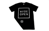 Wide Open T - Men - Stencil