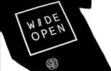 Wide Open T - Men - Stencil - Wide Open Vault