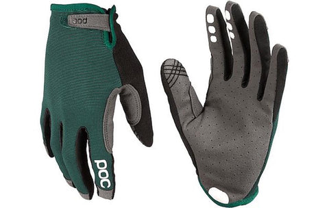 Resistance Enduro ADJ Glove - Harf Green - Small