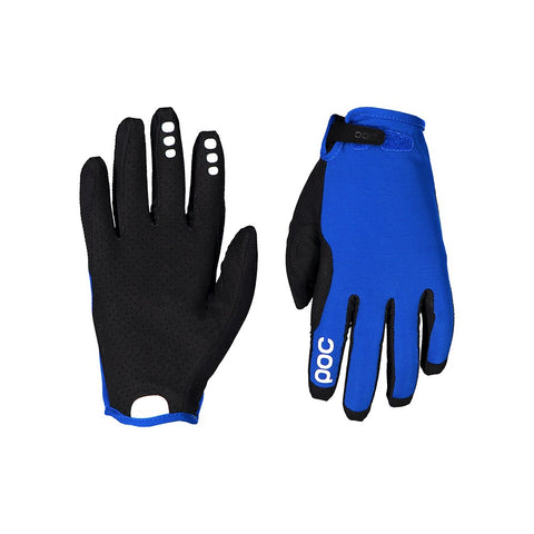 Resistance Enduro Adj Glove - Light Azurite Blue