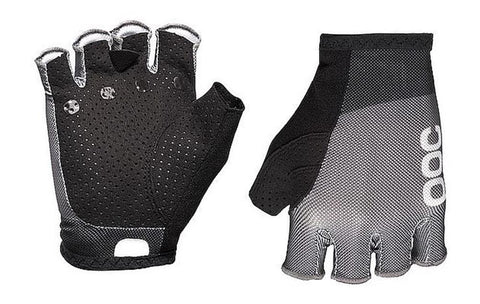 ES Road Mesh Short Glove - Uranium Black - Wide Open Vault