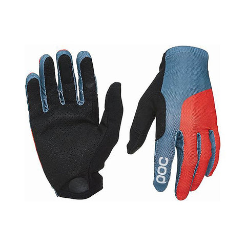 Essential Mesh Glove - Cuban Blue/Prismane Red