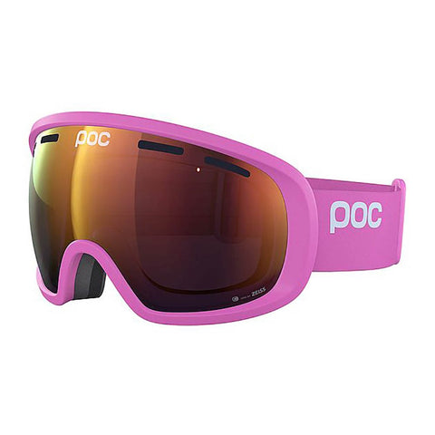 Fovea Clarity Goggle - Actinium Pink/Spektris Orange - ONE