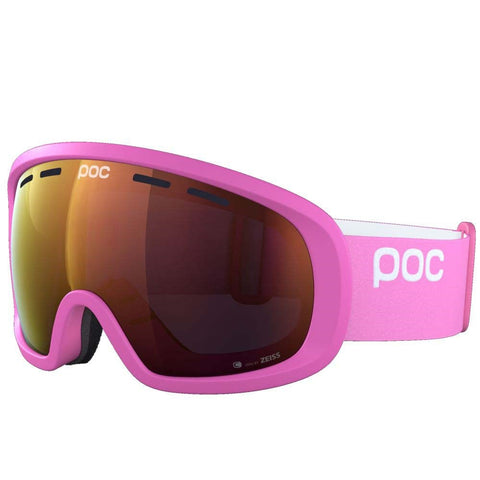 Fovea Mid Clarity - Actinium Pink/Spektris Orange - ONE