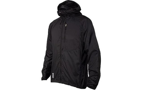 Resistance Enduro Wind Jacket Carbon Black - Medium