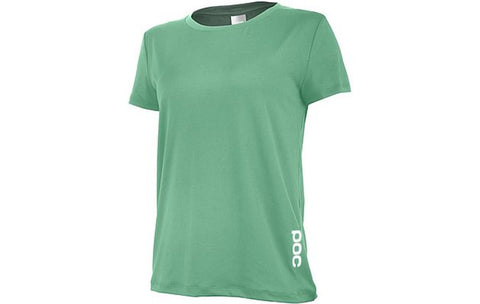 Resistance Enduro Light WO Tee Wishalloy Green - Wide Open Vault