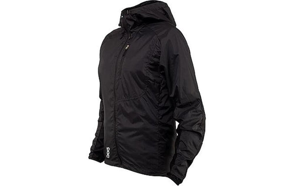 Resistance Enduro Women's Wind Jacket - Carbon Black - X-Small - Wide Open Vault