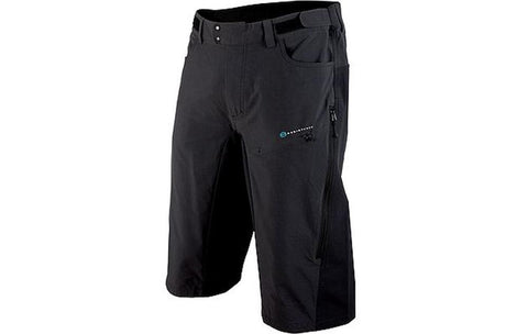 Resistance Enduro Mid Shorts Carbon Black