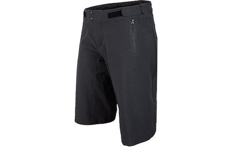 Resistance Enduro LT WO Shorts Carbon Black - Wide Open Vault