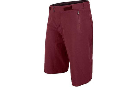 Resistance Enduro LT Wo Shorts Propylene Red - Wide Open Vault