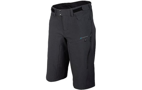 Resistance Enduro Mid WO Shorts Carbon Black