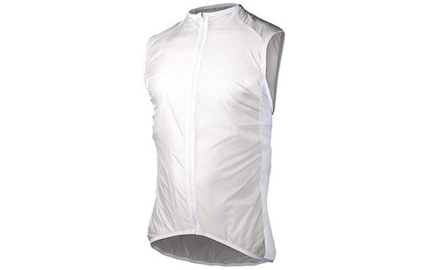 Avip Lt. Wind Vest - White - Wide Open Vault