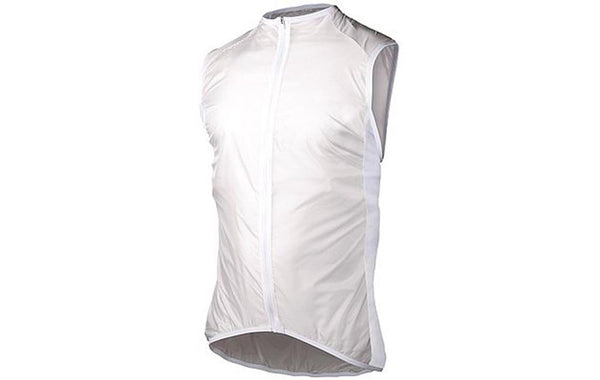 Avip Women's Lt. Wind Vest - White - Wide Open Vault