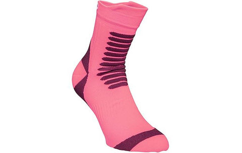 Essential MTB Strong Sock - Flerovium Multi Pink
