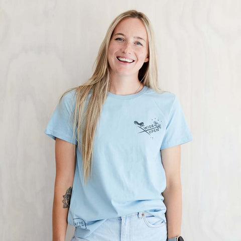 Wide Open - Wander Women's Tee