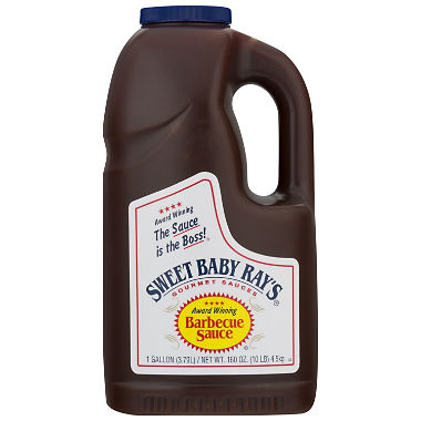 Sweet Baby Ray's?? Barbecue Sauce - 1gal