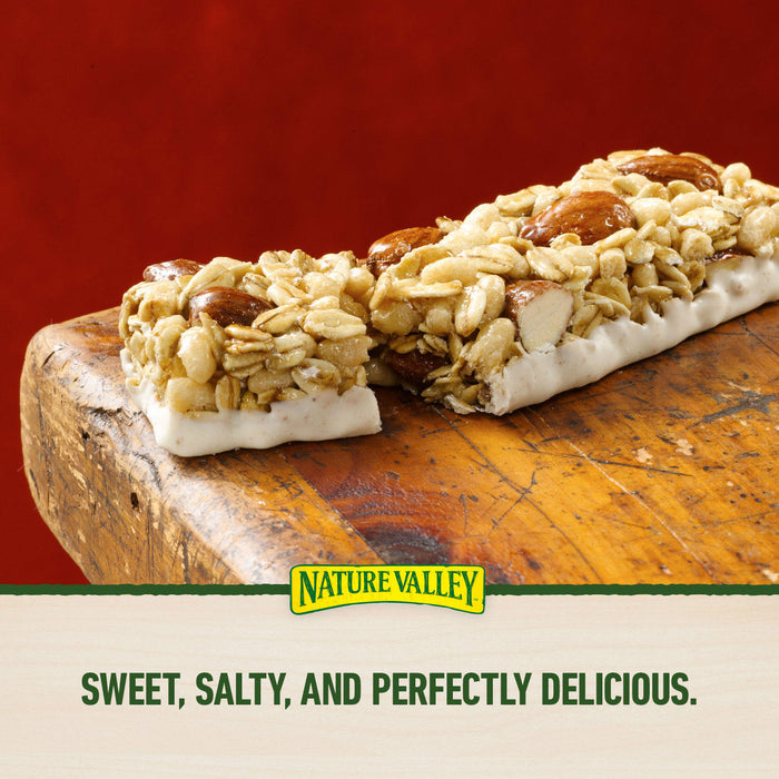 108 Count of Nature Valley Sweet & Salty Almond Granola Bars (1.2 oz. bars) - All Inclusive Wholesale Price