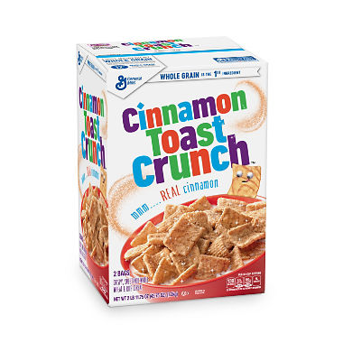 Cinnamon Toast Crunch Cereal (49.5 oz. box)
