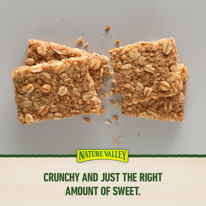 196 counts of Nature Valley Oats 'n Honey Crunchy Granola Bars - All Inclusive Wholesale Price