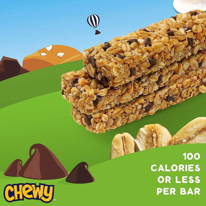 180 Packs of Quaker Chewy Variety Pack - All Inclusive Wholesale Price