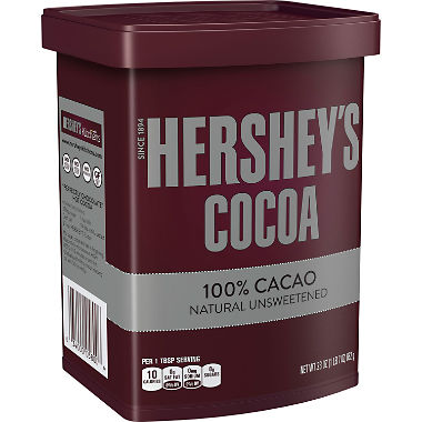 Hershey's Natural Unsweetened Cocoa (23 oz.)