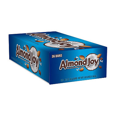 Almond Joy (1.61 oz., 36 ct.)