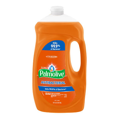 Palmolive Antibacterial Dishwashing Liquid (102 fl.oz.)