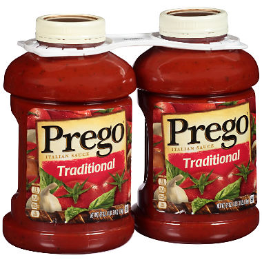 Prego Traditional Italian Sauce (67 oz., 2 pk.)