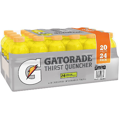 Gatorade?? Lemon-Lime (20 oz., 24 pk.)