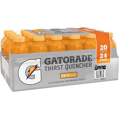 Gatorade Orange (20 oz., 24 pk.)