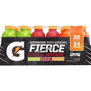 Gatorade X-Factor Variety Pack (20 oz., 24 pk.)
