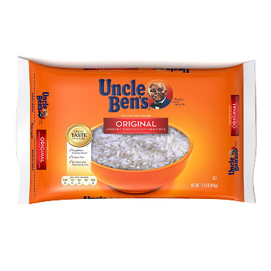 Uncle Ben's Original Converted Brand Enriched Parboiled Long Grain Rice (12 lb. bag)