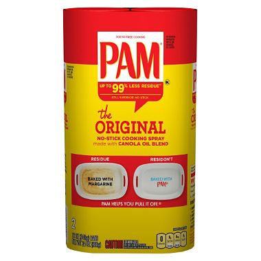 Pam Original Cooking Spray (12 oz., 2 pk.)