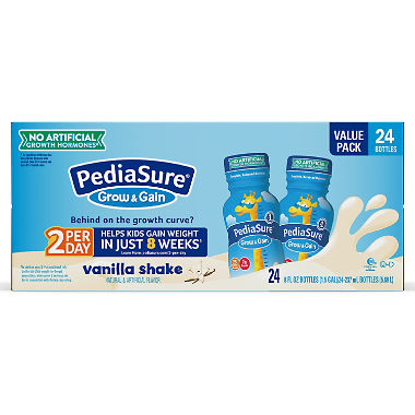 PediaSure Vanilla Shake 8 oz. bottles (24 pk.)