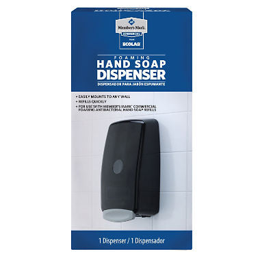 Member's Mark Commercial Foaming Hand Soap Dispenser