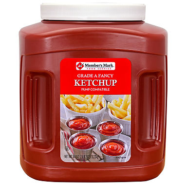 Member's Mark Grade A Fancy Ketchup (114 oz.)