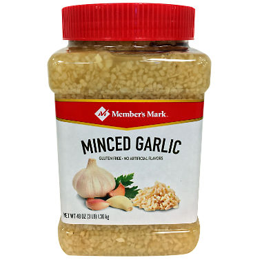 Member's Mark Minced Garlic (48 oz.)